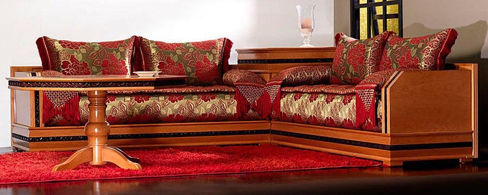 Salon Marocain Moderne Richbond : La medina salon richbond les nouveaux modèles