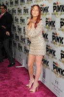 Lindsay Lohan send a kiss