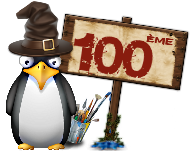 [mékilékon] n°100 :j'ai pris mon petit cousin sous mon aile. heureusement, plus de peur que de mal: la bagnole n'a presque rien. 100eme-article-de-mon-blog