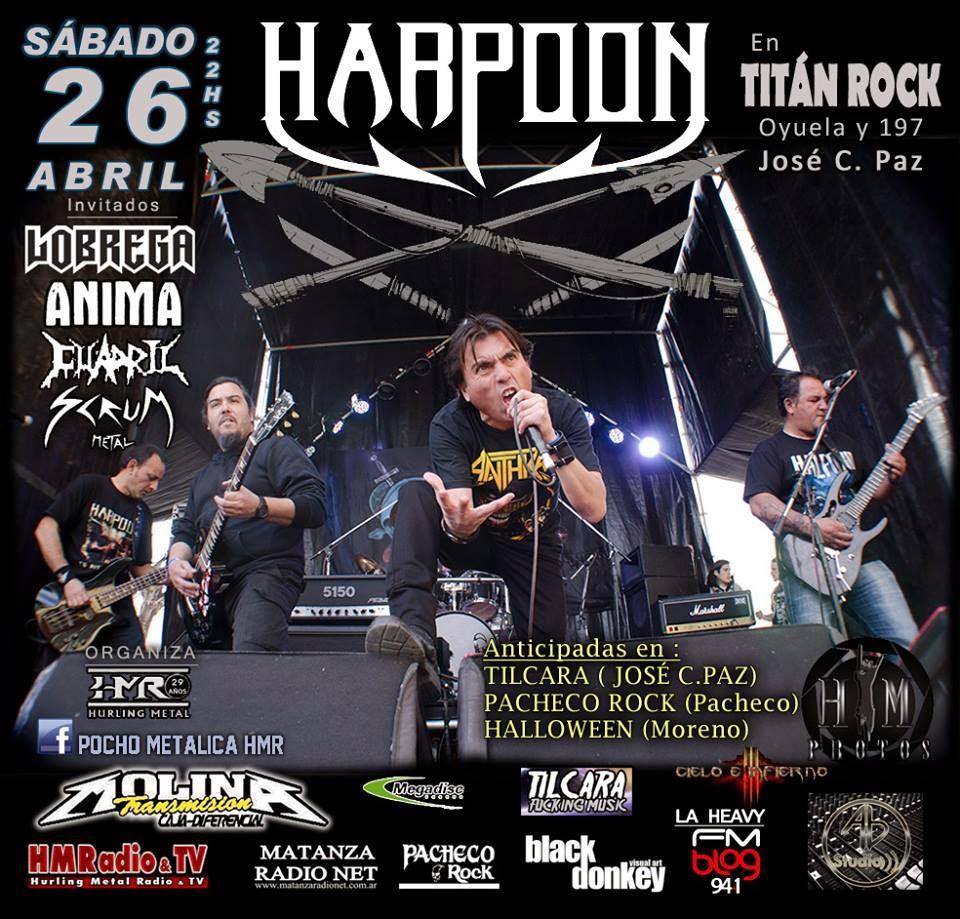 HARPOON 26/4
