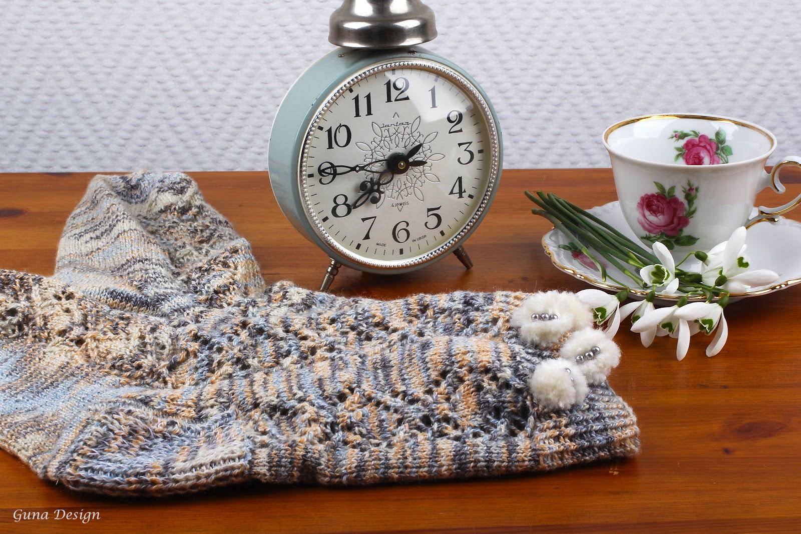 knitted woolen socks gunadesign