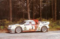 Ford RS 200 Gr:B