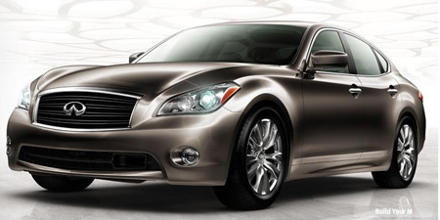 Infiniti Car Loan Payoff