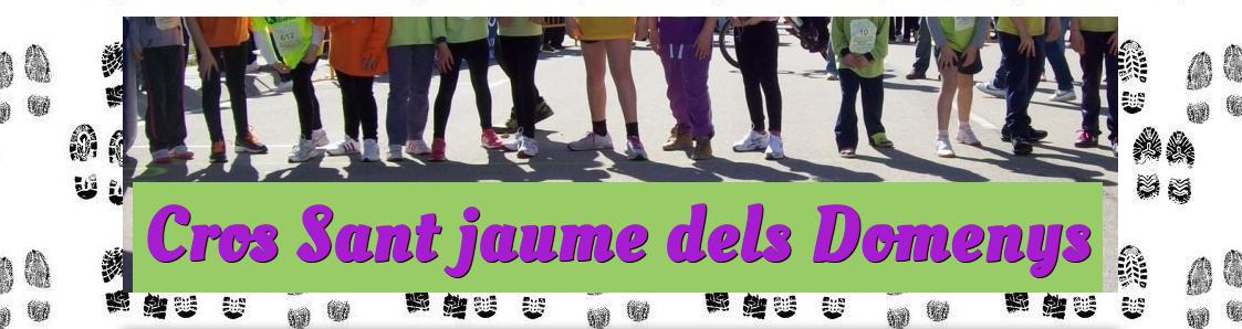 web del cros Escolar Sant Jaume.