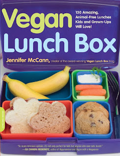 VeegMama's back-to-school lunch ideas for the vegan lunch box