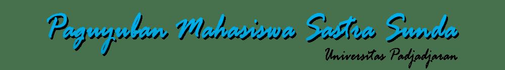 Situs Resmi | Paguyuban Mahasiswa Sastra Sunda