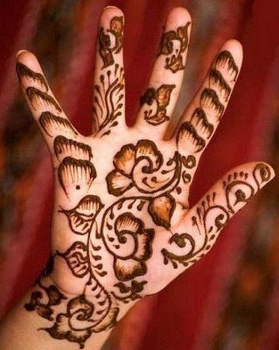 Mehndi Design For Hands Indian Henna Designs For Kids
