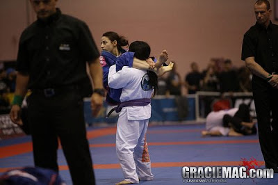 IBJJF New York Open Female Purple Belt Light Featherweight Division