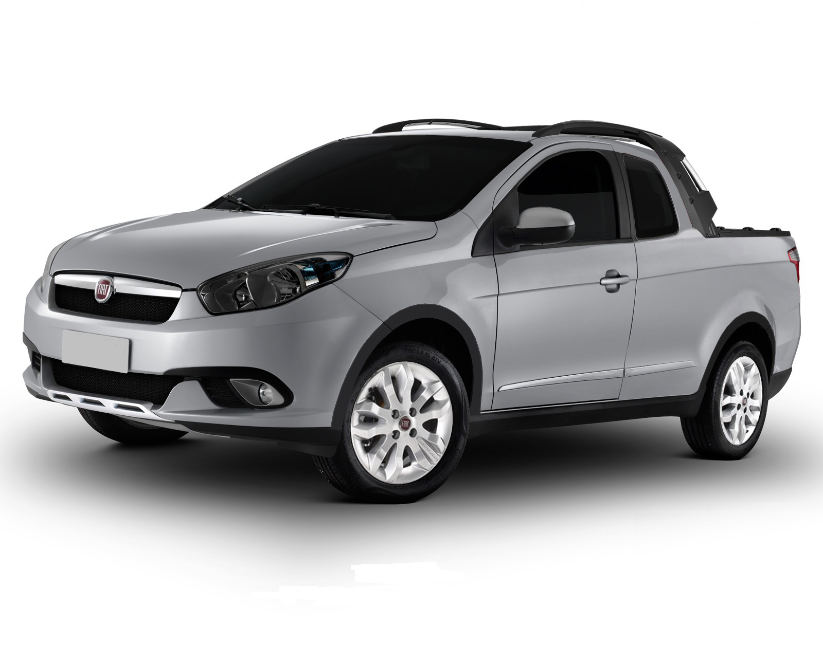 novo Fiat Strada 2014