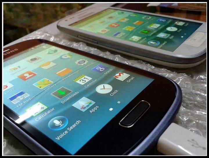 S3 Mini Clone made in Korea by Samsung - RM420