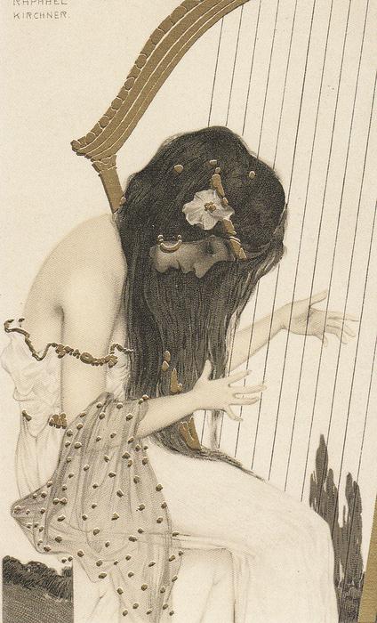 raphael kirchner illustration