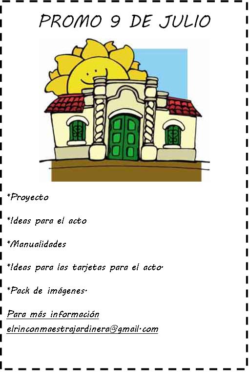 EL RINCON DE LAS MAESTRAS JARDINERAS