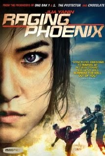 Raging Phoenix Legendado