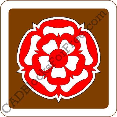 Cadblocksforfree Com British Tourism Signs Brown