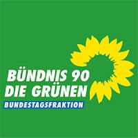 Logo Fraktion Bündnis 90/Die Grünen im Bundestag