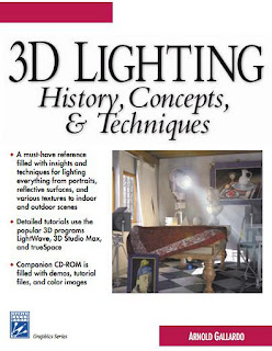 3D Lighting History, Concepts & Techniques - Arnold Gallardo,3D Lighting Techniques, Photography Ebooks,Cinematography