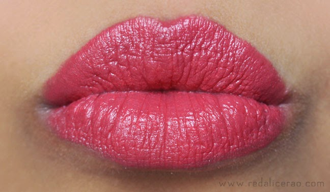 e.l.f. Cosmetics, elf essential lipstick, Elf essential lipstick in sociable, Blogspot, Top Beauty Blog in Pakistan, Top Beauty Blogger