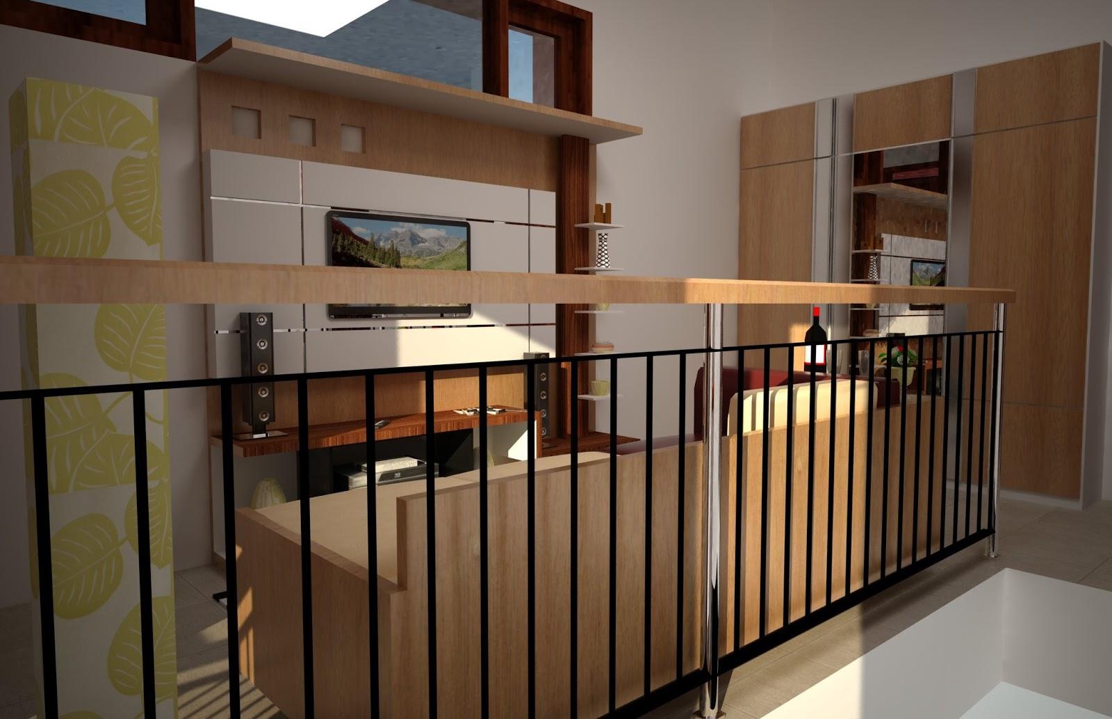 Design Interior Apartemen Green Bay Pluit