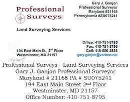 Gary J. Ganjon Professional Surveyor