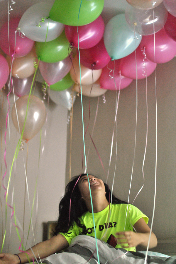 surprise birthday balloons