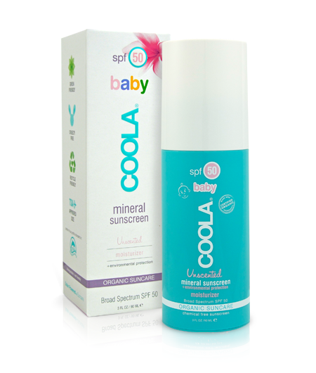 Eco Babyz Coola Mineral Baby Sunscreen Review Sponsor
