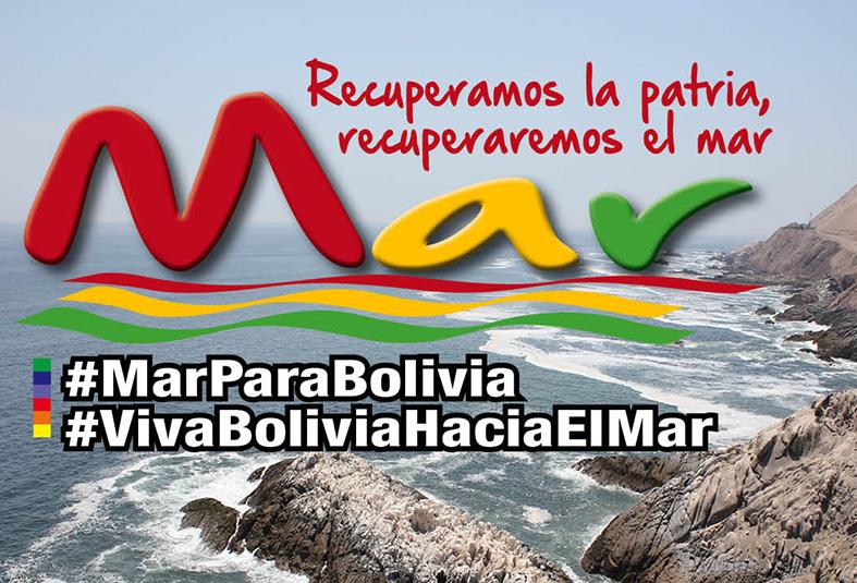 EL MAR PARA BOLIVIA