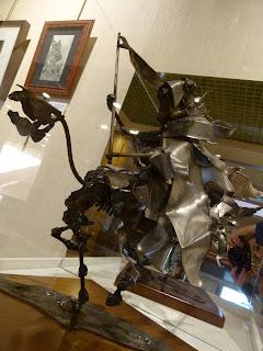 escultura apocalipsis