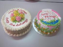 Kursus Menghias Kek dengan Buttercream & Freshcream (Basic)