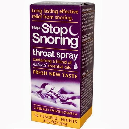 Thuốc chữa ngủ ngáy
