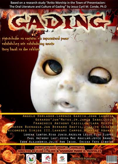 Research meets theater in ADNU play 'Gading'