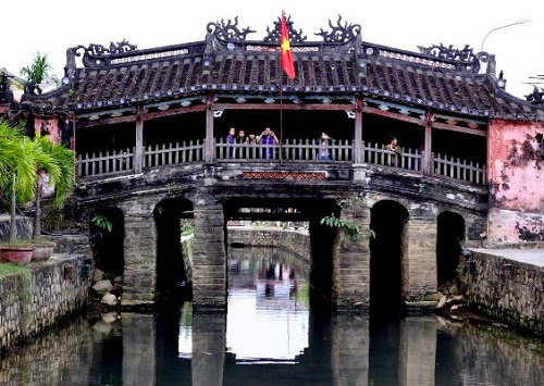 Unique architecture in Hoi An2