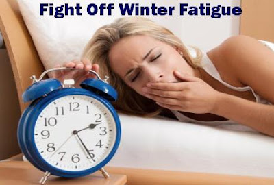 Beat Fatigue this Winter