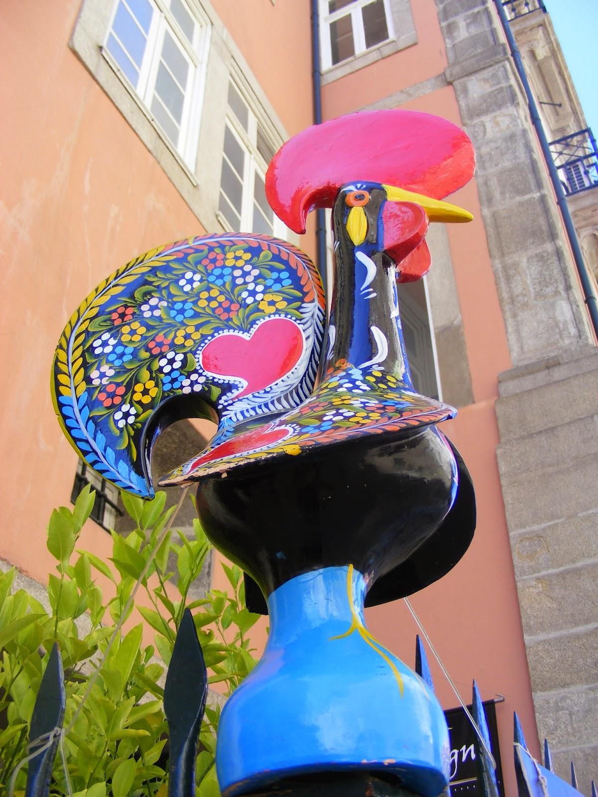 Kogut w Porto