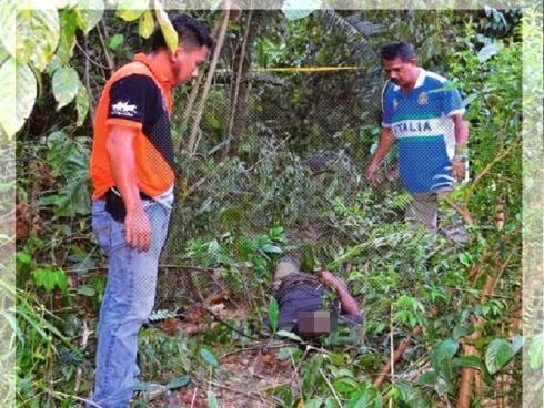 Mati selepas tembak babi hutan