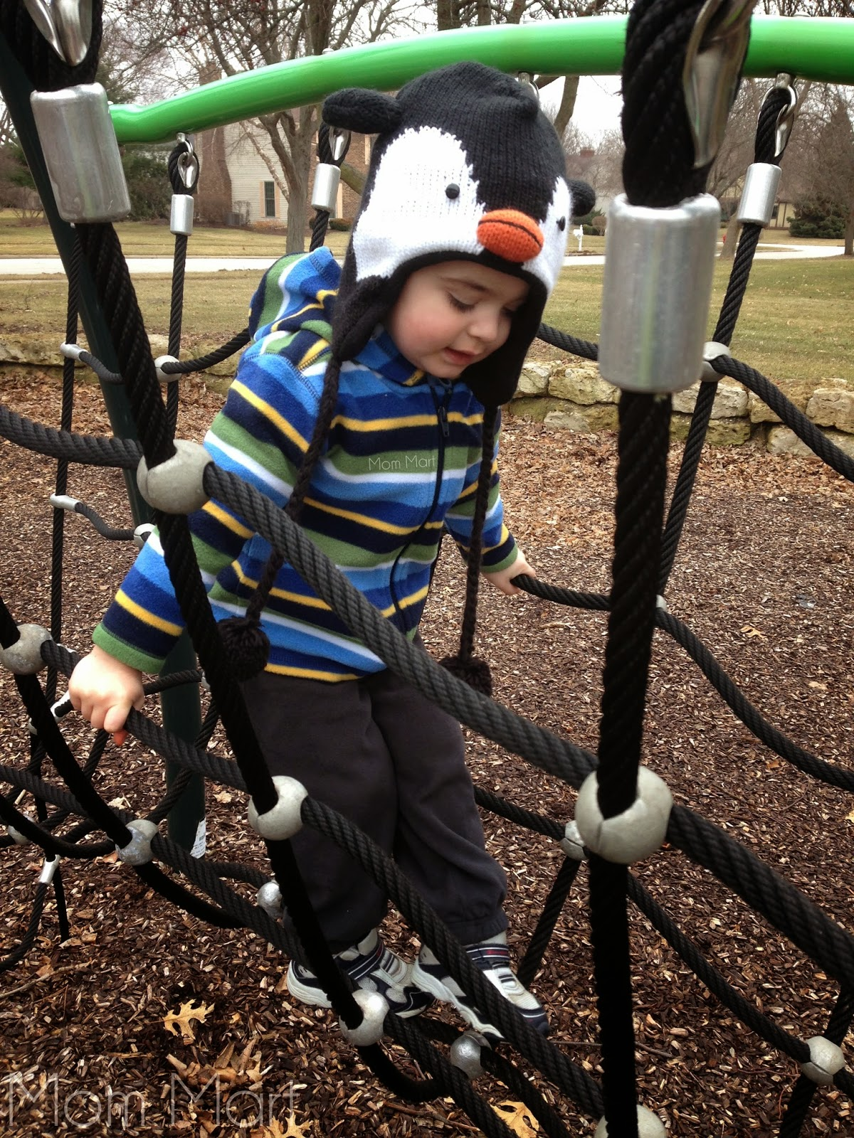 Hello Park… I've missed you  #Outdoors #PlayTime #Climber
