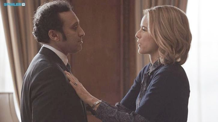 "Madam Secretary - Chains of Command - Review: ""Real-life issues"""