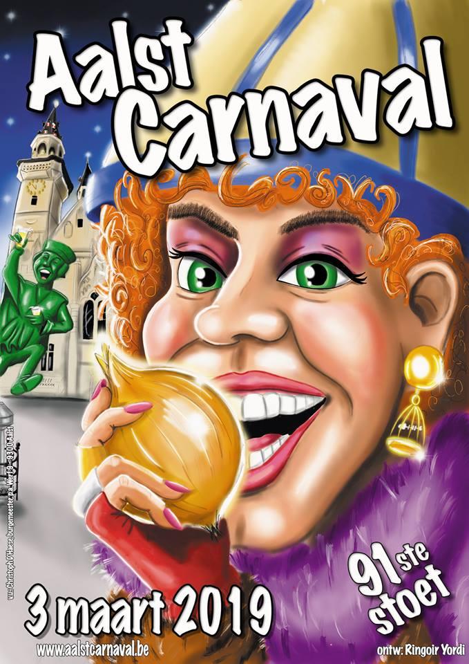 Aalst Carnaval 2019