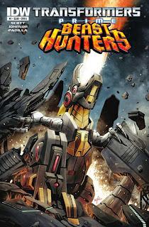 Transformers Prime Beast Hunters Predacons