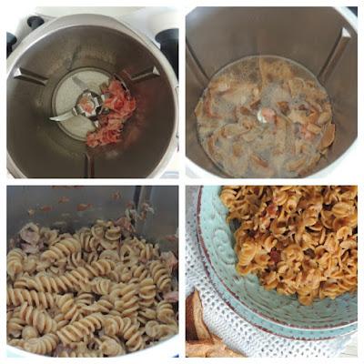 pasta risottata bimby
