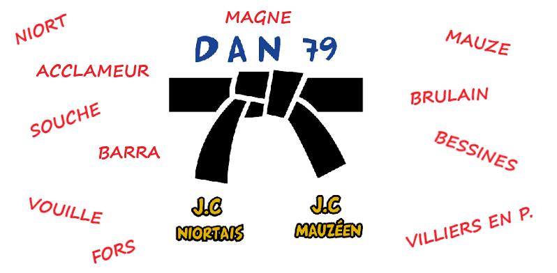 Dojos de l'Agglomération du Niortais 79