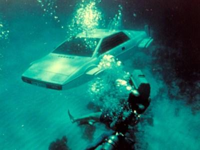 Top Ten 007 James Bond Gadgets The Diving Lotus Esprit!