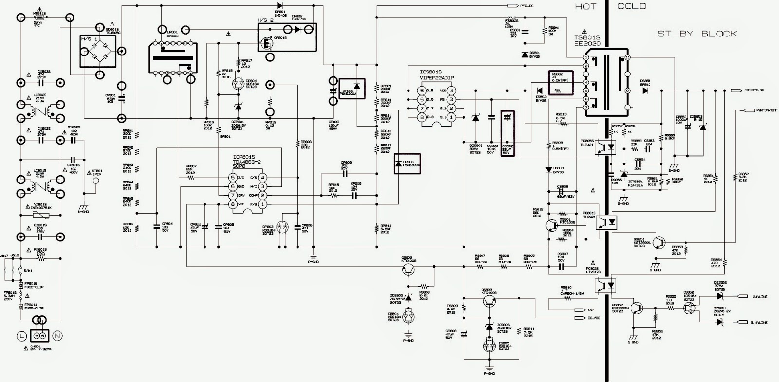 samsung bn-96 schematic - bordeaux - ver-1 and ver2
