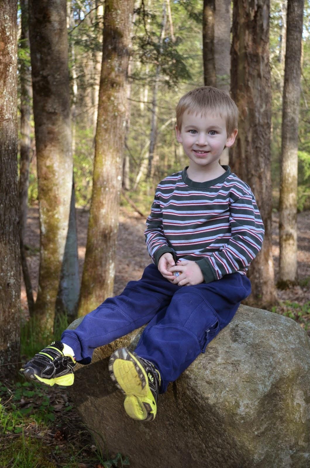 Sebastian - age 4