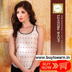 Buy Mohr Women's Clothing 70% off + 30% off from Rs. 188 only