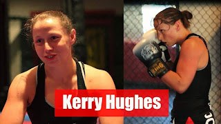 Interview: Kerry Hughes Ahead of Cage Warriors 62