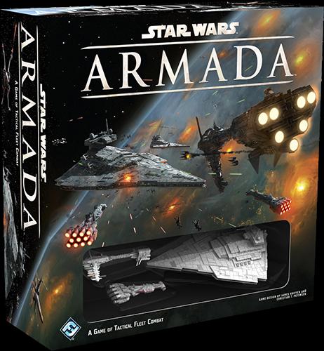 StarWars: Armada ArmadaBoxLeft