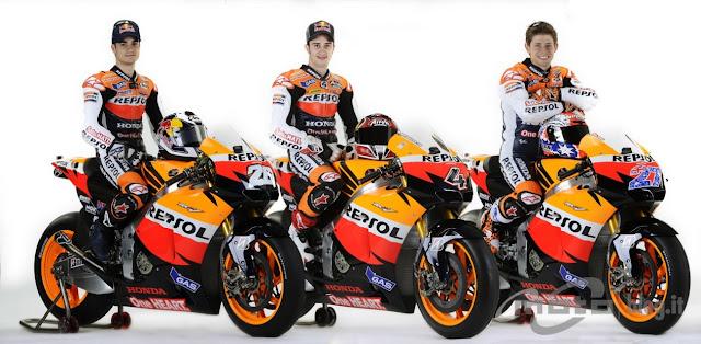 2011-Trio-Repsol-Honda-Team