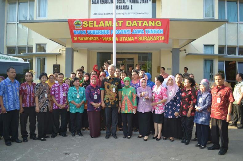 Balai Rehabilitasi Sosial Wanita Utama