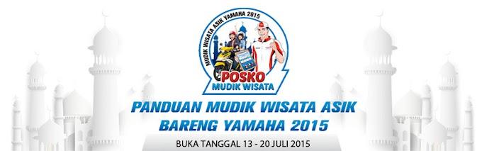 Pos Jaga dan Bengkel Jaga Yamaha 2015