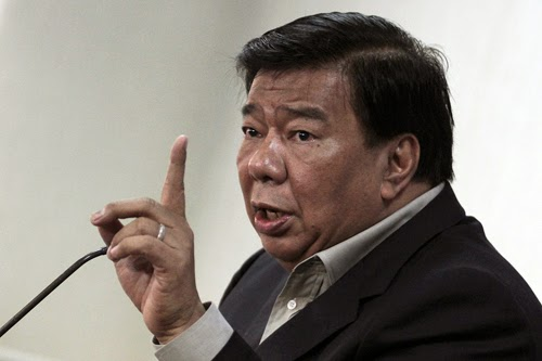 Drilon urges DBM to release DAP SAROs